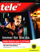 tele Heft 22-23/2020