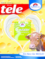 tele KW 21 Megaseiten Kärntenmilch